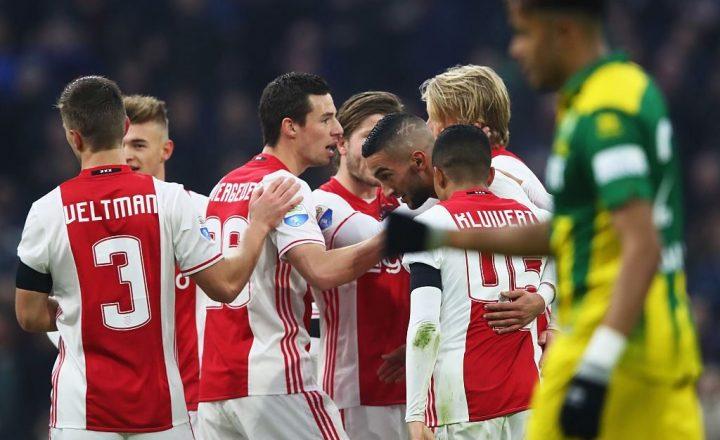 Occhio a…Il settore giovanile dell'Ajax, fra giovani, disciplina e tanta intelligenza
