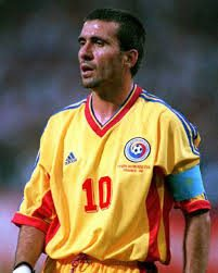 Football stories: GHEORGHE HAGI