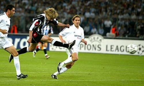Le grandi sfide del passato: Juventus – Real Madrid 3-1 (14-05-2003)