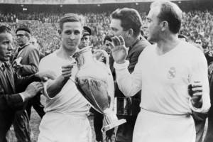 Football stories: la Coppa dei campioni 1956-57, il double del Real contro la Fiorentina