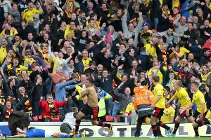 Football Stories, le grandi sfide: Watford-Leicester 3-1 (12-05-2013)