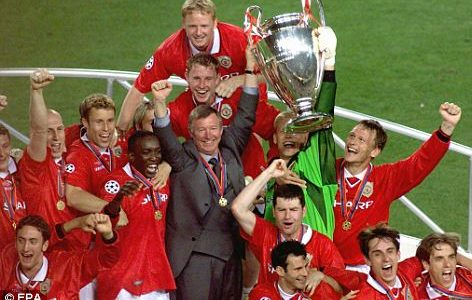 Football Stories: Manchester United – Bayern Monaco 2-1 (26/05/1999)
