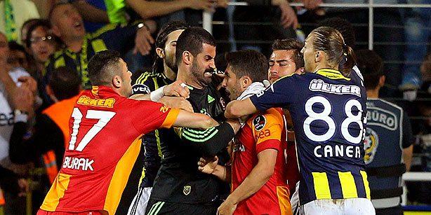 Le rivalità più sentite: Galatasaray – Fenerbahçe