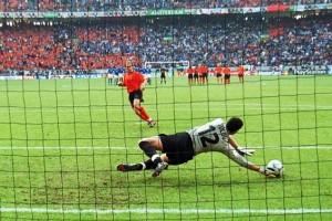 Le grandi sfide – Olanda-Italia, Euro 2000 e l'estate da eroe di Francesco Toldo