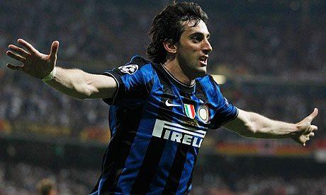 Football Stories: Diego Milito, il Principe del Triplete