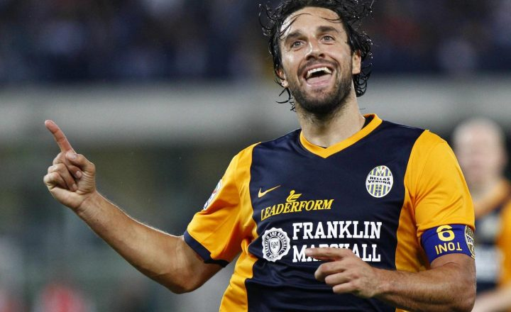 Football Stories: Luca Toni, il Numero Uno dei bomber