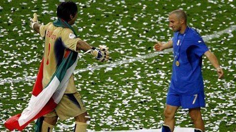 Racconti Mondiali: Buffon e la vetrata rotta
