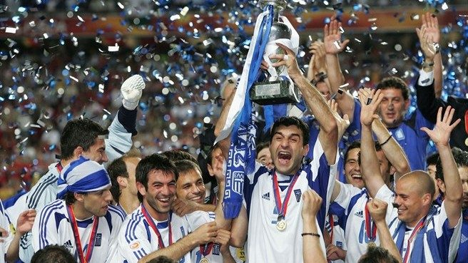 Football Stories: Euro 2004, Grecia sull'Olimpo d'Europa