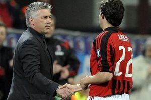 """Ancelotti racconta: """"Kakà sembrava uno studente in Erasmus, invece poi…"""""""