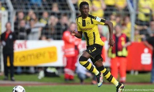 Occhio a…Ousmane Dembele, la speranza francese del Dortmund
