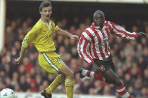 I bidoni del calcio, Ali Dia, 53′ in Premier League per uno scherzo ben riuscito