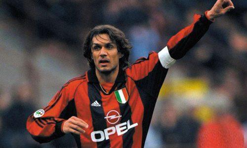 Football Stories: Paolo Maldini