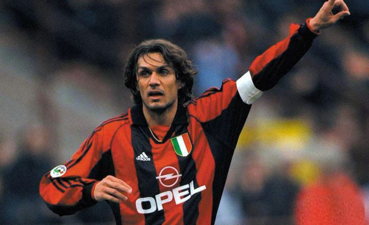 Football Stories: Paolo Maldini