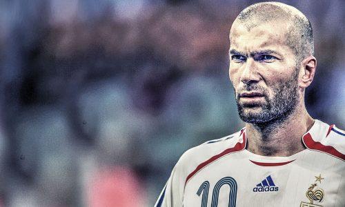 Football stories: Zinedine Zidane