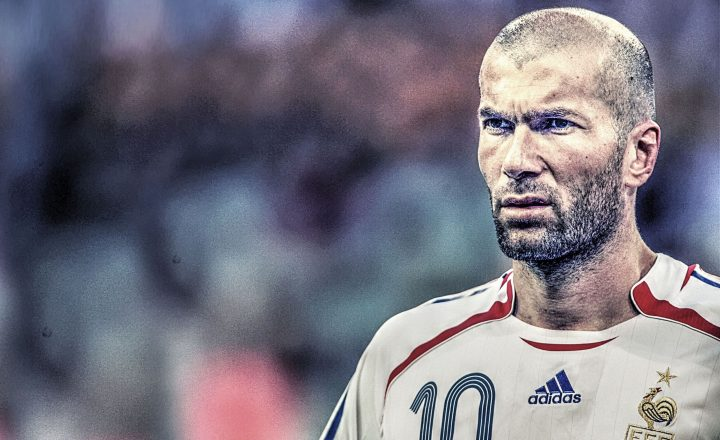 Football stories: Zinedine Zidane