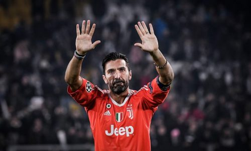 """Il saluto di Buffon alla sua Juve: """"Il bianconero una seconda pelle, la Juve la mia famiglia, grazie!"""""""