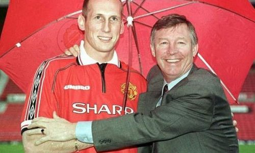 "Sir Alex Ferguson su Stam: ""Era un tipo deciso, sapeva quel che voleva"""